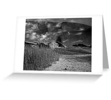Other Land  Greeting Card