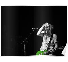Rocky Lynch Green  Poster
