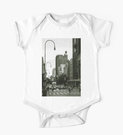 Midtown Manhattan One Piece - Short Sleeve
