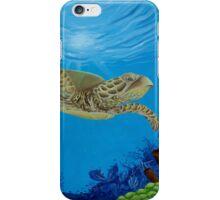 Dive Buddy iPhone Case/Skin