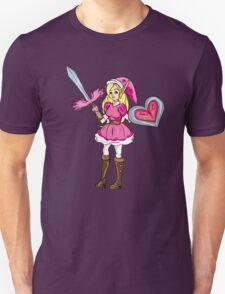 Pink Link Unisex T-Shirt