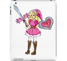 Pink Link iPad Case/Skin