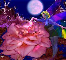 Rose Fairy by Seth  Weaver