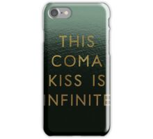 Coma Kiss II iPhone Case/Skin
