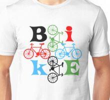 Four Bikes Unisex T-Shirt