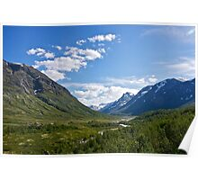 Jotunheimen  . Oppland . Norway . by Brown Sugar . Favorites: 3 Views: 269 . Thx!	  Poster