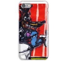 The Dame And The Wolf iPhone Case/Skin