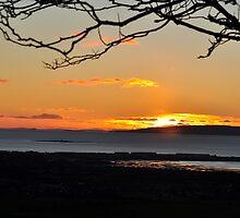 Troon Sunset by Bickeringbush