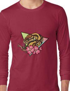 Magical Ball Python (pastel) Long Sleeve T-Shirt