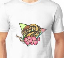 Magical Ball Python (pastel) Unisex T-Shirt