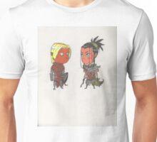 Chibi Muggs Unisex T-Shirt