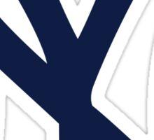 New York Yankees MLB Logo NYC Sticker