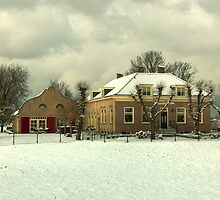 Dutch Winter Wonderland by Hans Kool