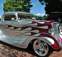 Bright Hot Rods by MissyD