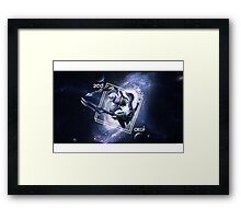 Zed and Akali Poster Framed Print