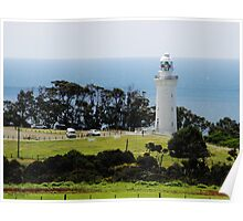 Lighthouse at Table Cape Poster