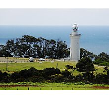 Lighthouse at Table Cape Photographic Print