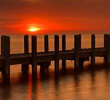 Across the Pier by Ian Stevenson
