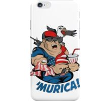 4th of July murica iPhone Case/Skin
