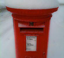 Snow Cap by marc melander