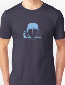 VW Beetle -  Light Blue - VDUBU personalised T-Shirt