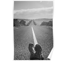 The Road to Anywhere I want Poster