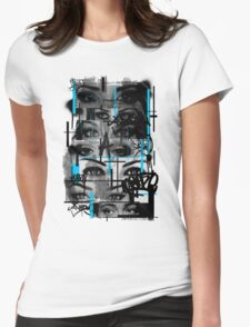 Beholders of Beauty Womens Fitted T-Shirt