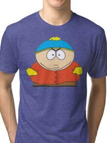 Cartman Drawing Tri-blend T-Shirt