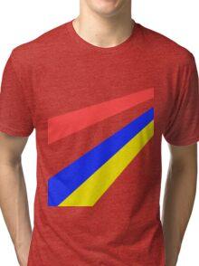 Prime Stripes  Tri-blend T-Shirt