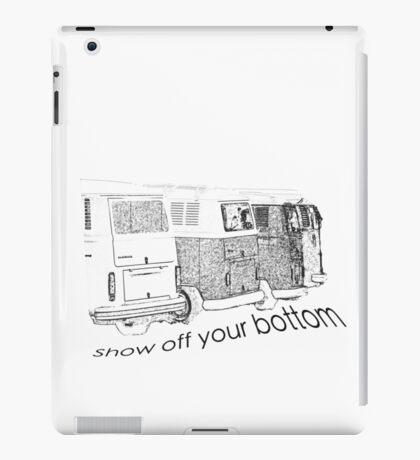 VW Kombi-bottoms - show off your bottom iPad Case/Skin