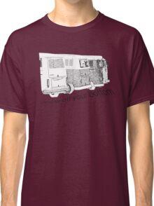 VW Kombi-bottoms - show off your bottom Classic T-Shirt