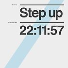 Step up by Steve Leadbeater