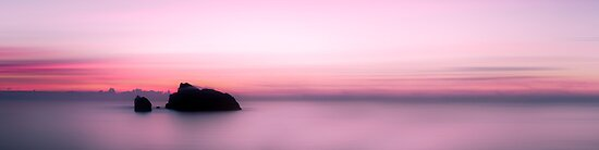 Boreray Dawn II by Tom Black