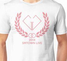 Girls' Generation (SNSD) SMTOWN LIVE Unisex T-Shirt