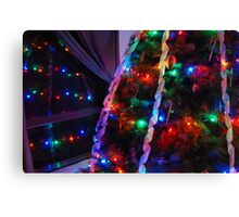 It is Christmas in the heart that puts Christmas in the air.  ~W.T. Ellis Canvas Print