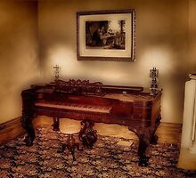 The Piano by RickDavis