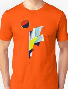 Outer Space Command Station T-Shirt
