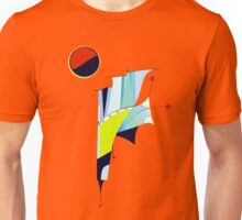 Outer Space Command Station Unisex T-Shirt