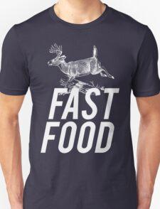 Fast Food Deer Hunter Venison T-Shirt