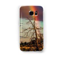 Rainbows-n-old Juniper Samsung Galaxy Case/Skin