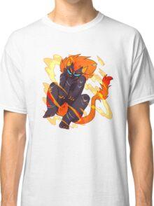 Fire Demon Classic T-Shirt