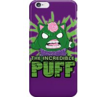 The Incredible Puff iPhone Case/Skin
