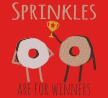 Donut Sprinkles For Winners Kids Clothes