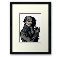 The One and Only Sherlock Holmes (5% OFF) Framed Print