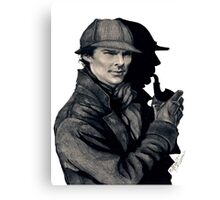 The One and Only Sherlock Holmes (5% OFF) Canvas Print