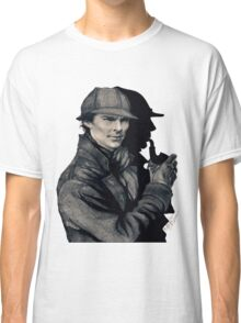 The One and Only Sherlock Holmes (5% OFF) Classic T-Shirt