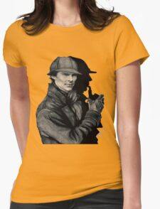 The One and Only Sherlock Holmes (5% OFF) Womens Fitted T-Shirt