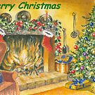 Merry Christmas to all on RB by FranEvans
