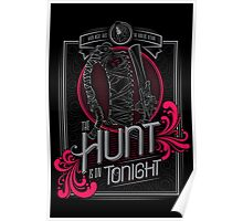 The Hunt Is On Tonight Poster