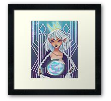 Elf Goddess Framed Print